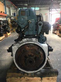 Used Detrit Diesel Series 60 DDEC V 12.7LEngine For Sale #06R0756377 (2)