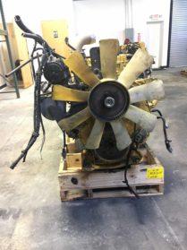 Used Caterpillar C10 Engine 3CS13875 (5)