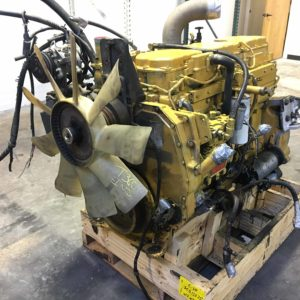 Used Caterpillar C10 Engine 3CS13875 (6)