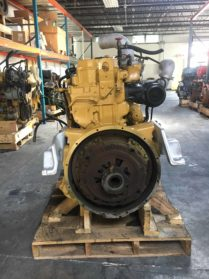 Used Caterpillar C10 Engine 2PN02807 (3)