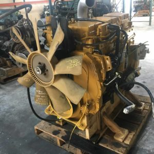 Used Caterpillar C10 Engine 2PN02807 (6)