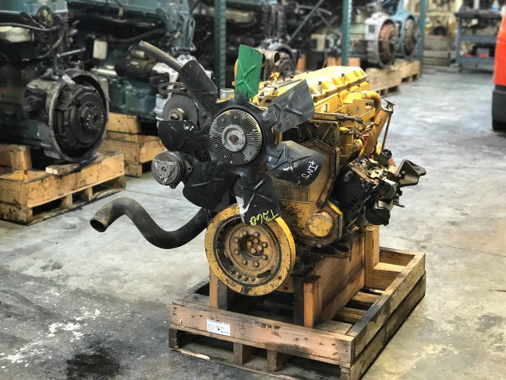 Used Caterpillar 3116 Engine For Sale #2BK35902