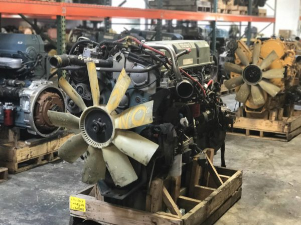 Used Detroit Diesel Series 60 DDEC V 14L Engine For Sale #06R0872673 (1)