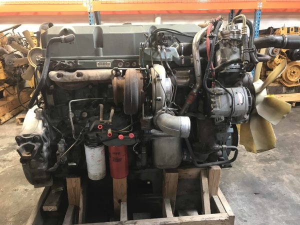 Used Detroit Diesel Series 60 DDEC V 14L Engine For Sale #06R0872673 (3)
