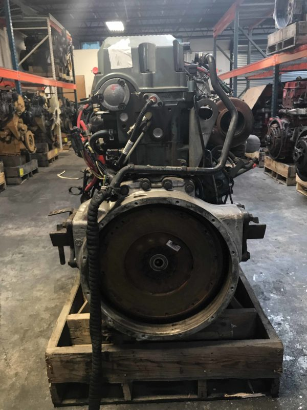 Used Detroit Diesel Series 60 DDEC V 14L Engine For Sale #06R0872673 (4)