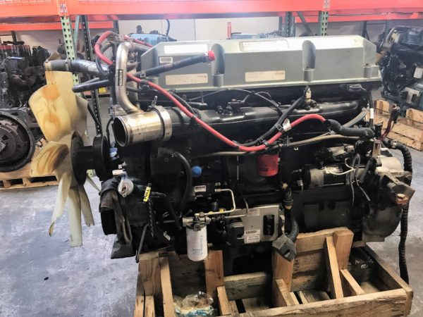 Used Detroit Diesel Series 60 DDEC V 14L Engine For Sale #06R0872673 (5)