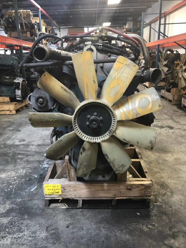 Used Detroit Diesel Series 60 DDEC V 14L Engine For Sale #06R0872673 (6)
