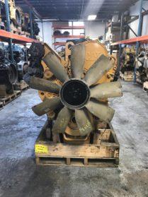 Used Caterpillar C15 Engine MXS38997 (5)