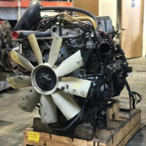 Used Detroit Diesel Series 60 DDEC V 14L Engine For Sale #06R0950191 (1)