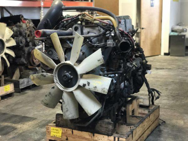 Used Detroit Diesel Series 60 DDEC V 14L Engine For Sale #06R0950191 (1)