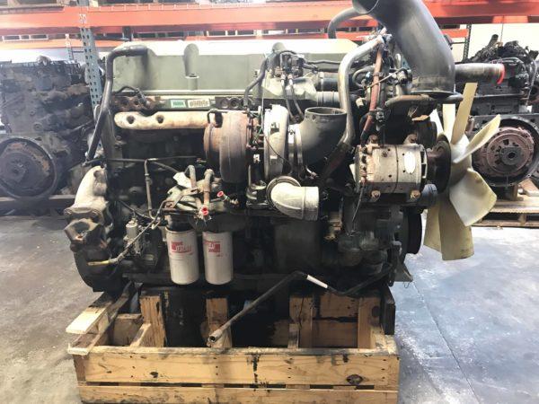 Used Detroit Diesel Series 60 DDEC V 14L Engine For Sale #06R0950191 (3)