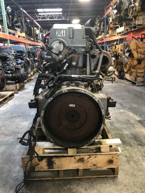 Used Detroit Diesel Series 60 DDEC V 14L Engine For Sale #06R0950191 (4)