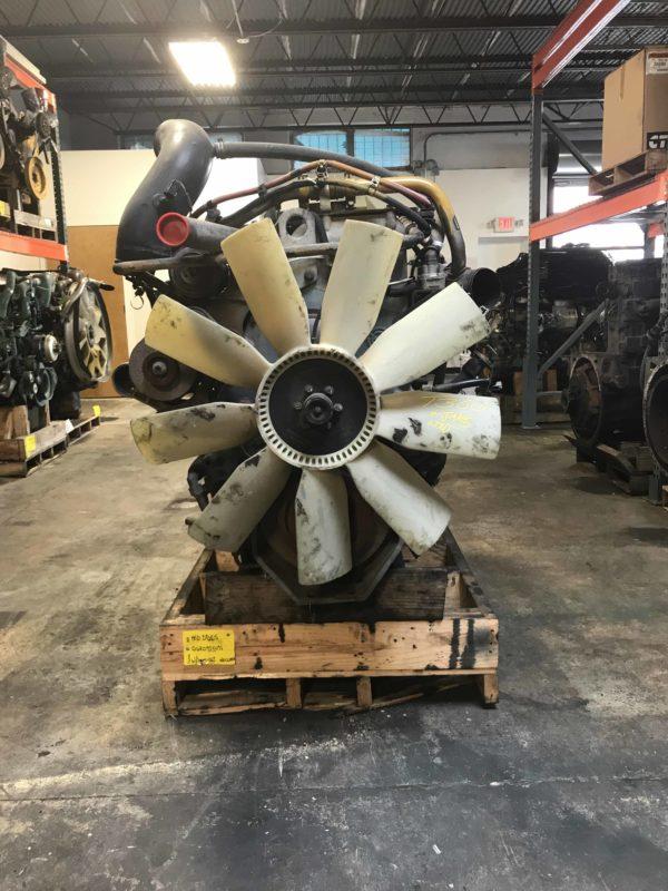 Used Detroit Diesel Series 60 DDEC V 14L Engine For Sale #06R0950191 (6)