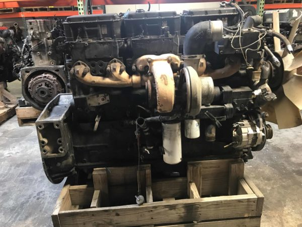 Used Cummins N14 Celect Engine For Sale #11750069 (4)