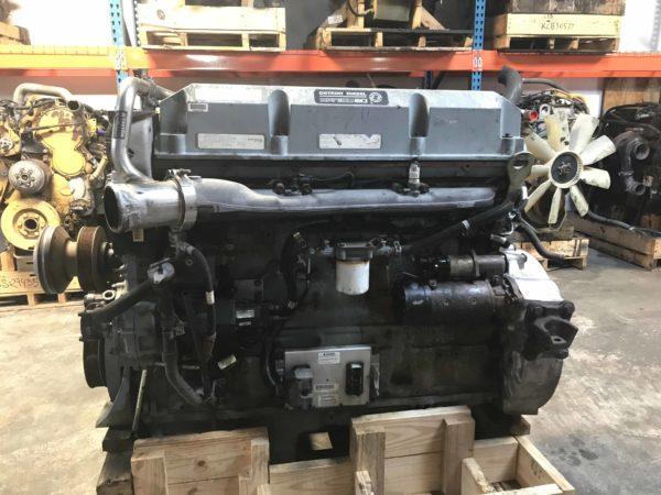 Used Detroit Diesel Series 60 DDEC V 14L Engine For Sale #06R0792785 (5)