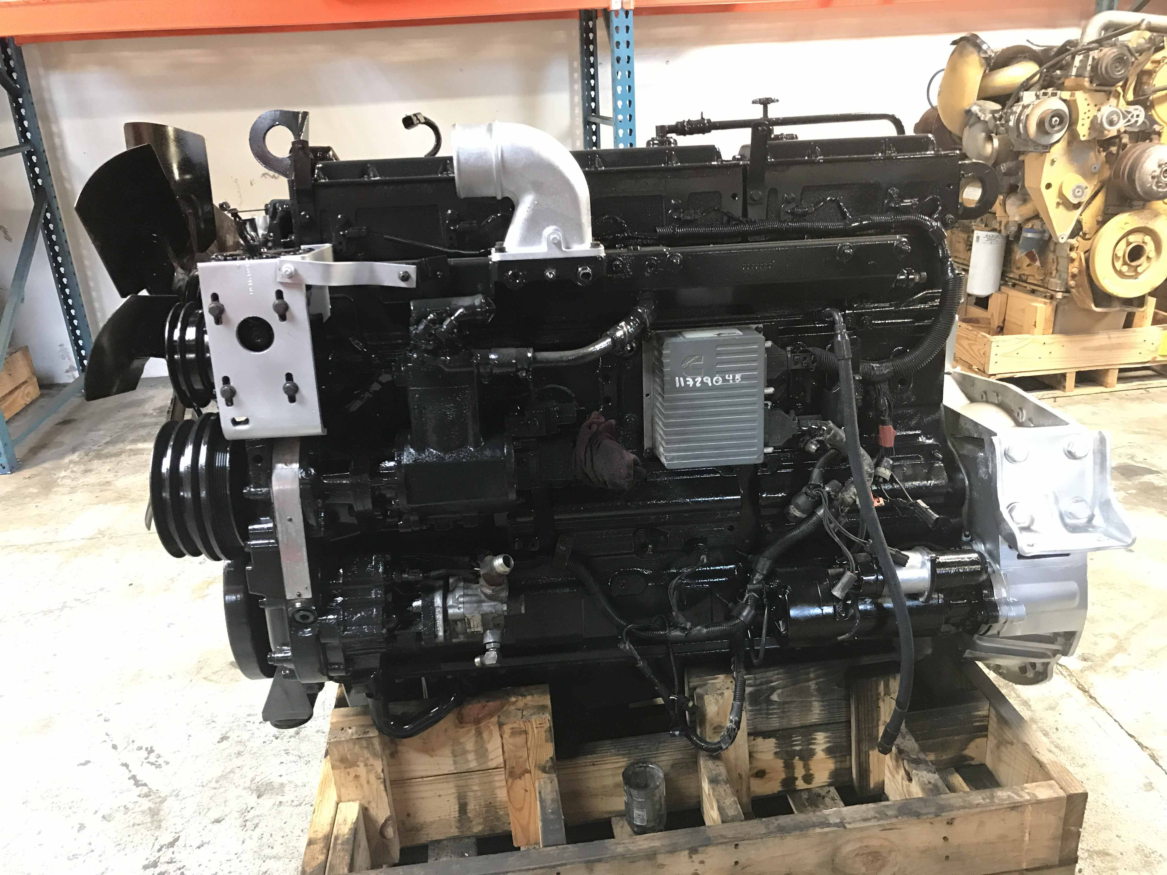 Used Cummins N14 Celect Engine For Sale #11729048 (6)