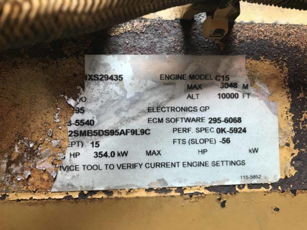 Used Caterpillar C15 Engine NXS29435 (3)
