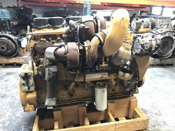 Used Caterpillar C15 Engine NXS29435 (5)