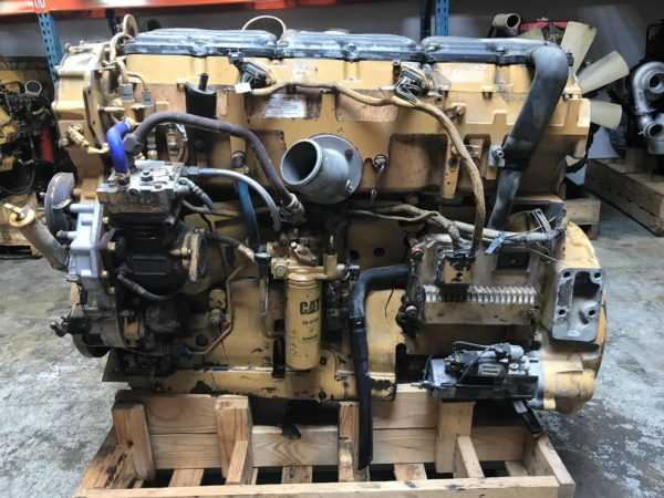 Used Caterpillar C15 Engine NXS29435 (7)