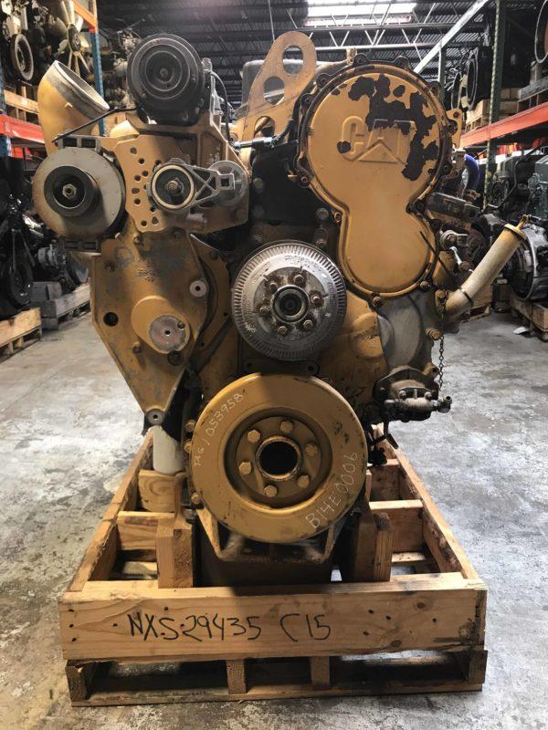 Used Caterpillar C15 Engine NXS29435 (8)