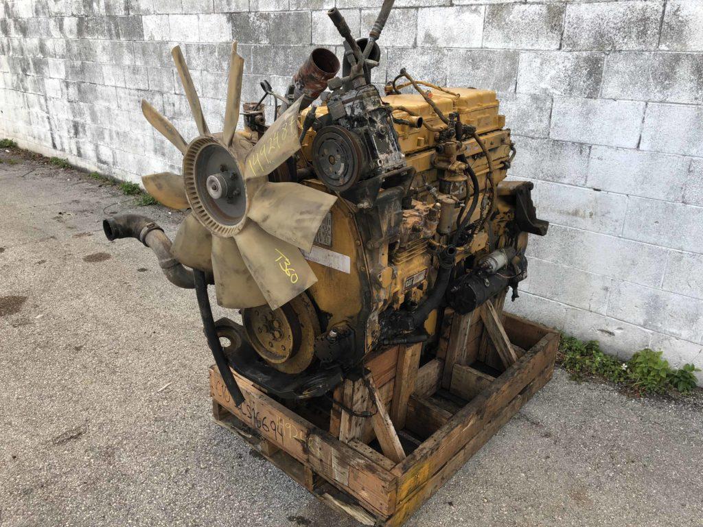 Used Caterpillar C10 Engine For Sale #3CS16694