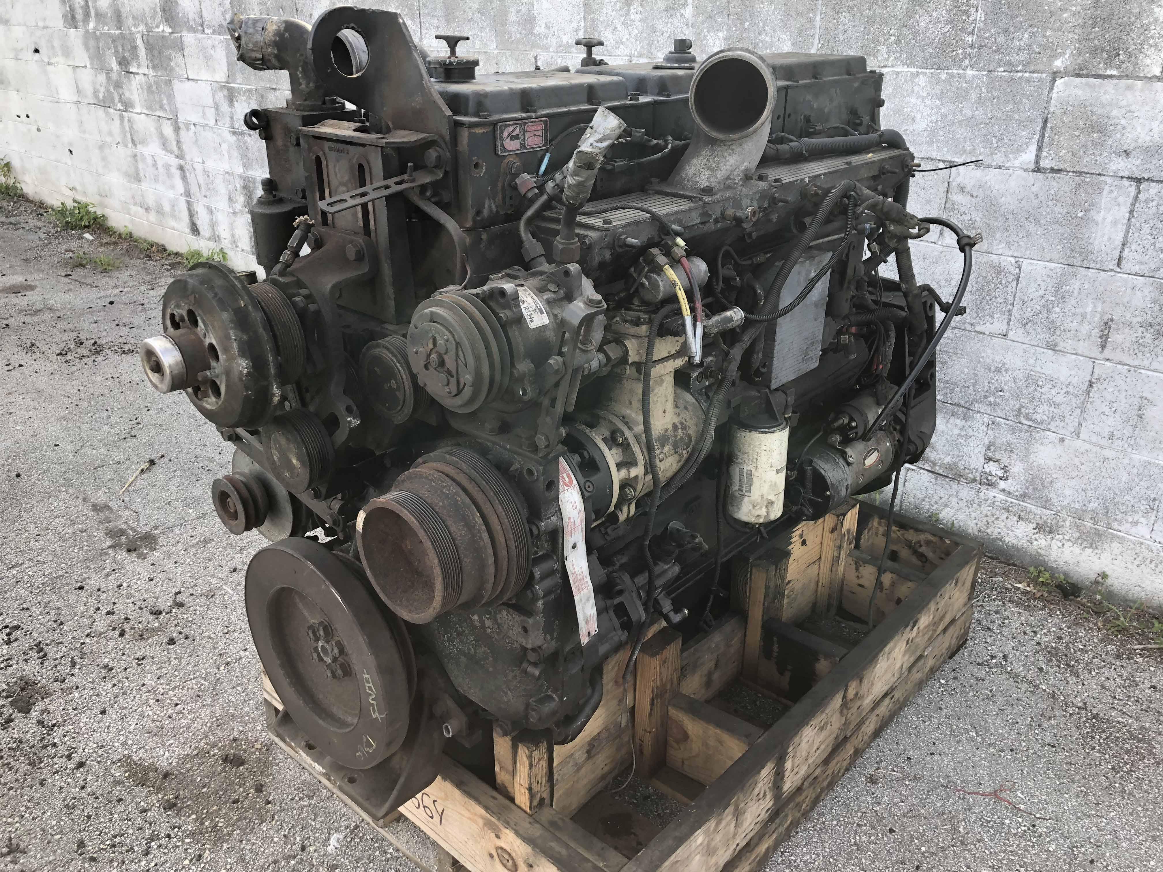 5.9 L Cummins For Sale >> (Reconditioned) Cummins N14 Celect Engine For Sale #114696664 - D&D Diesel