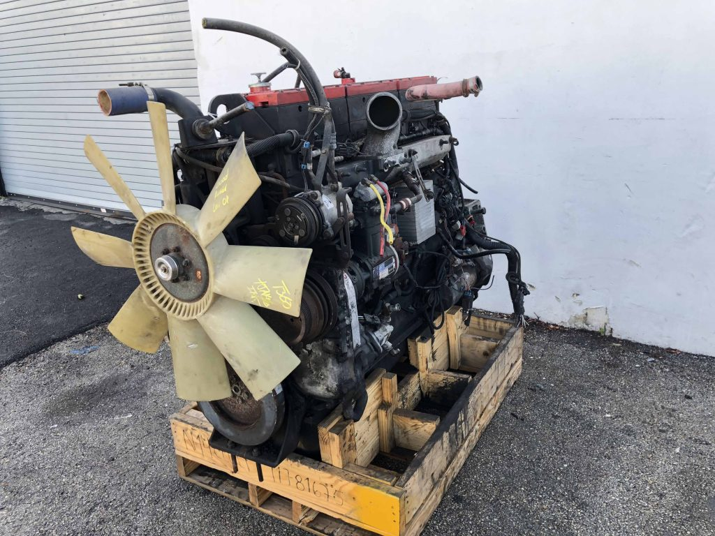 Used Cummins N14 Celect Plus Engine For Sale #11781675