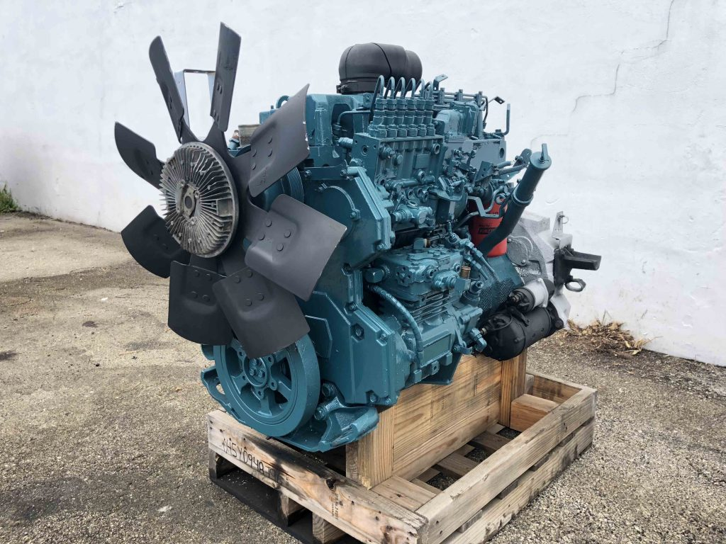 Used International DT466 Engine For Sale #0948796