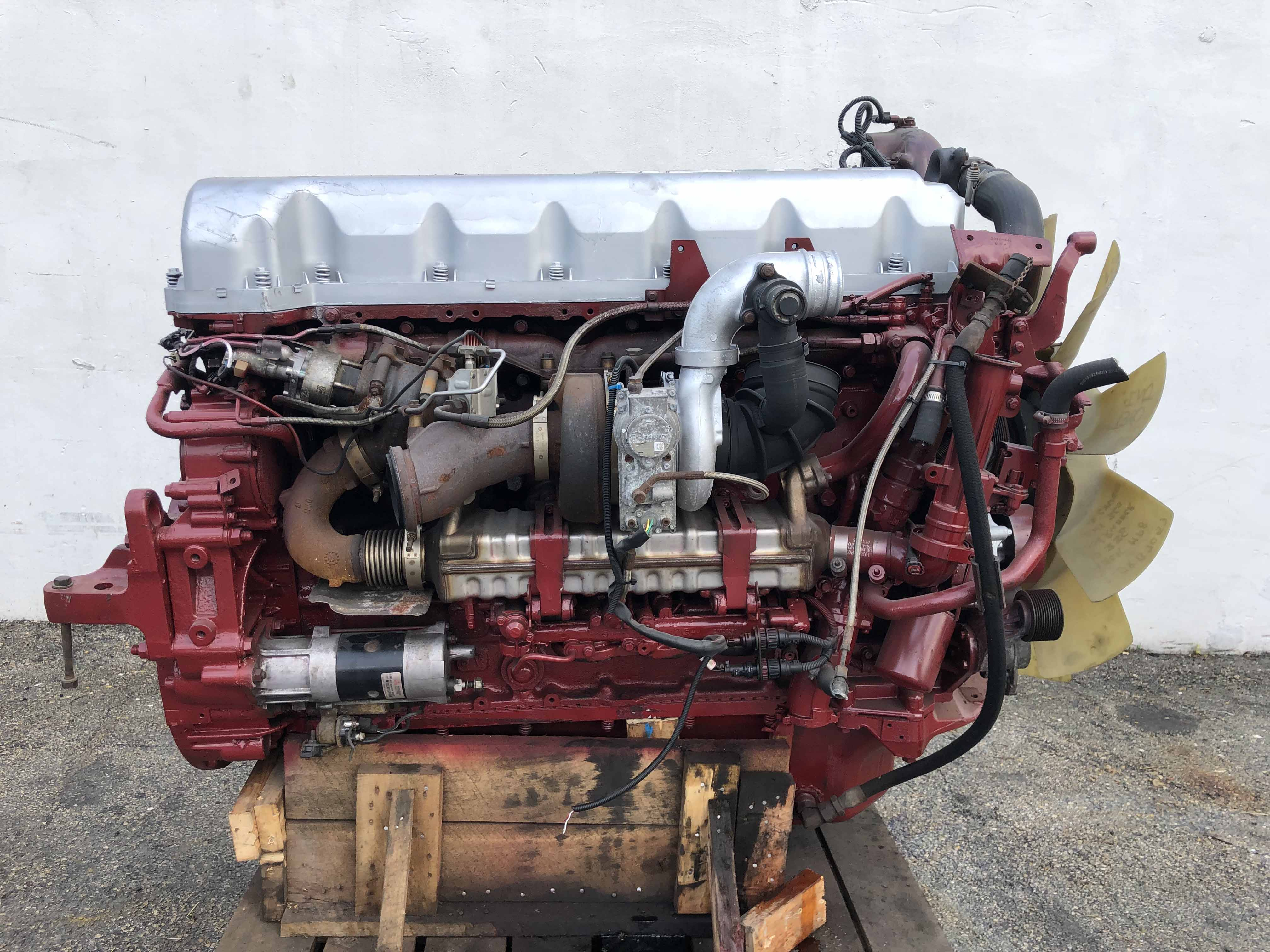 Used Mack MP8 Engine For Sale #905029
