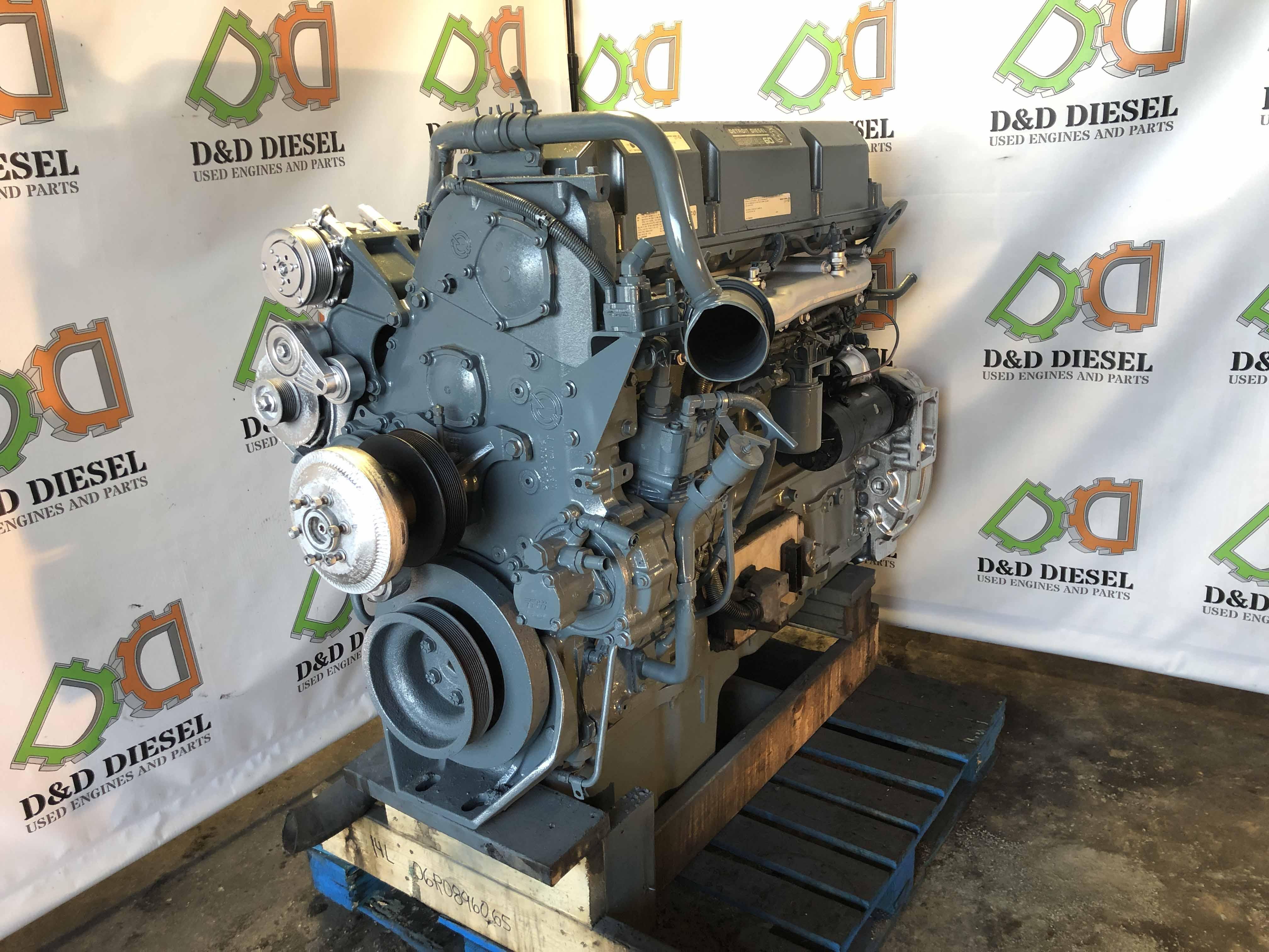 Detroit Diesel Series 60 >> Detroit Diesel Series 60 14l Engine For Sale 06r0896065
