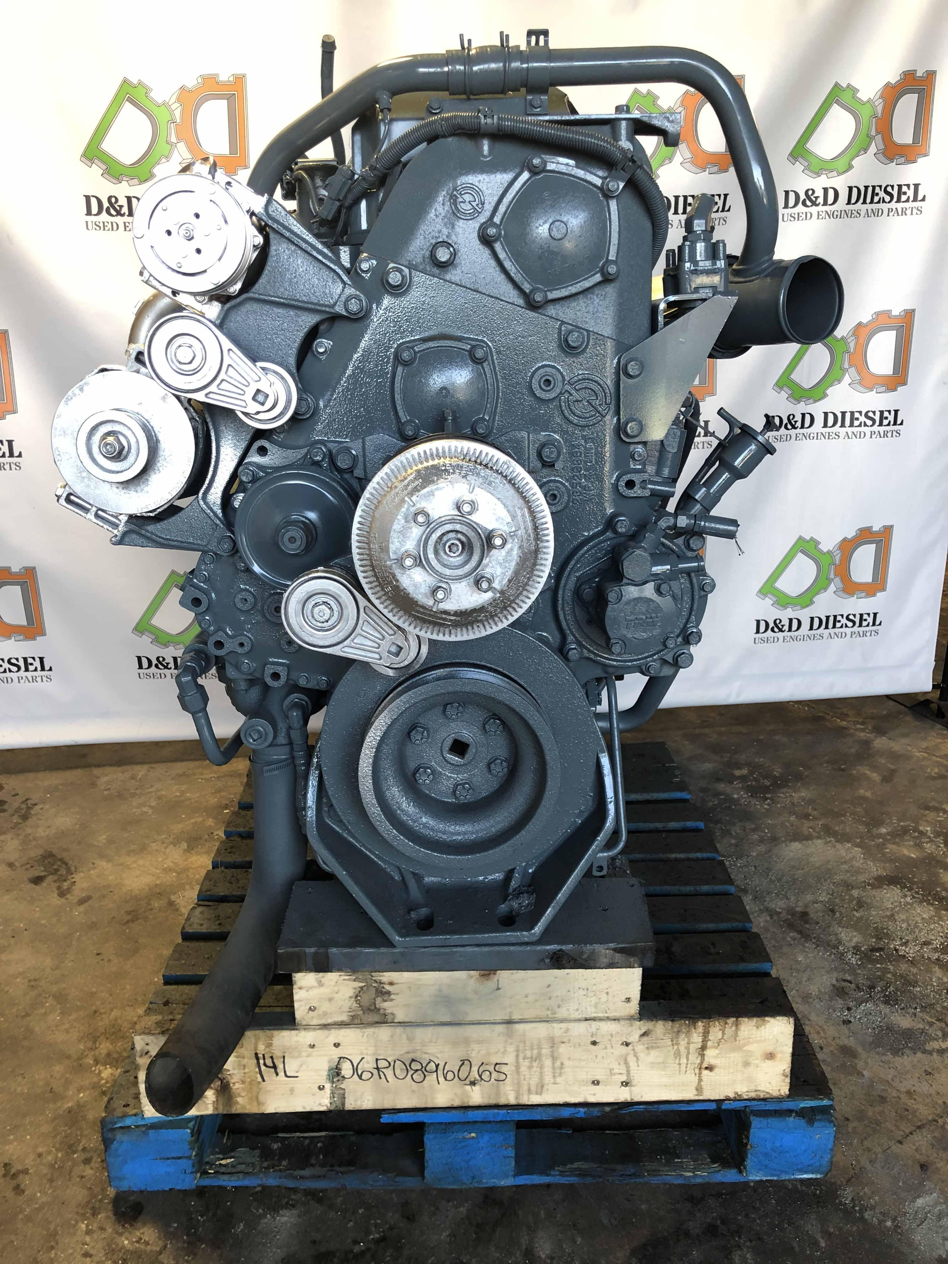 Detroit Diesel Series 60 14L Engine For Sale #06R0896065