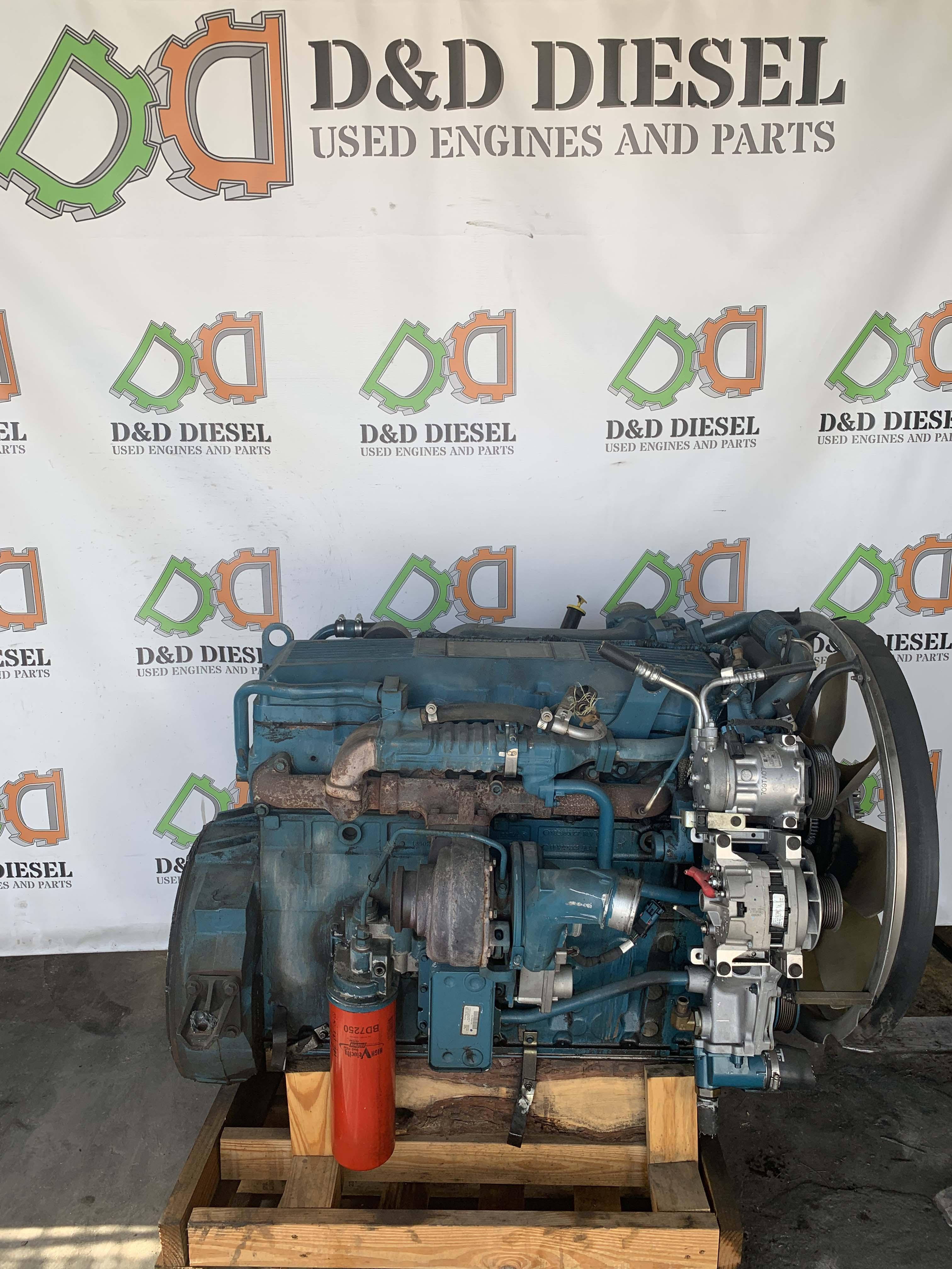 Used International DT466- Engine For Sale #466HM2U2026937